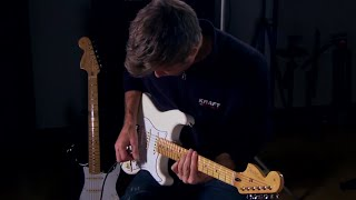 Fender Jimi Hendrix Stratocaster 2015 Artist Series Performance Video