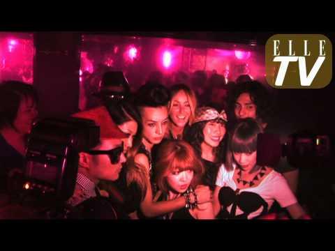 【ELLE TV JAPAN】フリーダ・ジャンニーニのTOKYO滞在に密着!