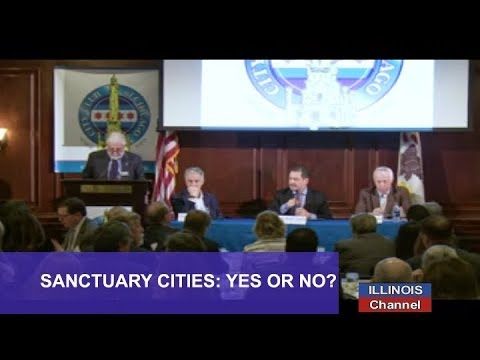 Should Illinois Have Sanctuary Policies for Illegal Immigrants?