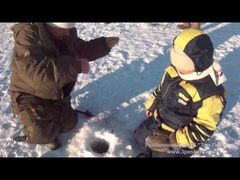 отчеты о рыбалке три пескаря белавино
