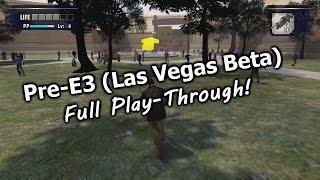 Dead Rising [Pre-E3 Beta] - Full Play-Through!
