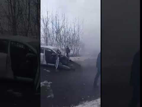 Волинь Post: Відео з місця смертельної аварії на трасі Луцьк-Ковель 2