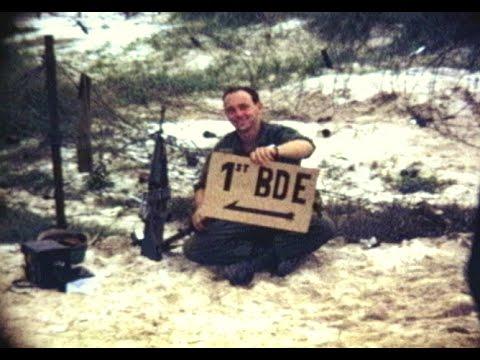 Vietnam War Home Movies An Khe 1st Air Cav, Hon Cong Mt