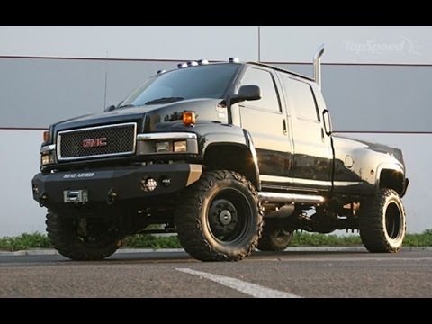 Gmc Topkick C4500 For Sale >> 2003 - 2009 GMC Topkick - YouTube