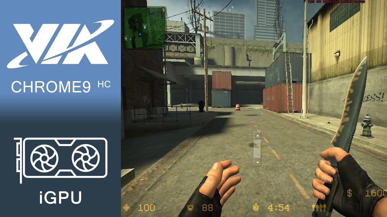 via chrome9 hc integrated video adapter
