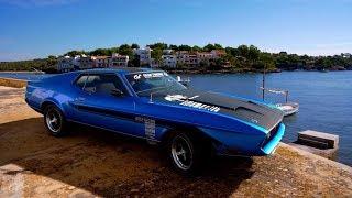GT Sport - #54 Desafio Drift Ford Mustang Mach1 1971