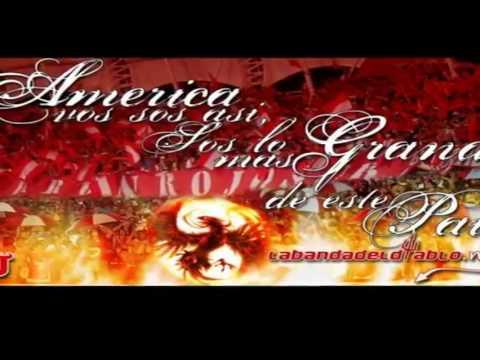 PARA EL AMERICA DE CALI YERBA BRAVA SOS MI PASION - YouTube