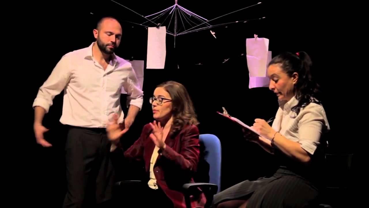 L'AMBIGUA STORIA DI UN BICCHIERE DI MERLOT   Trailer