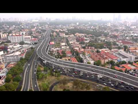 Audi Urban Future Award 2014 | Project Mexico City