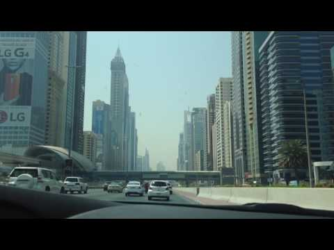 ROAD TRIP | Riyadh to Dubai