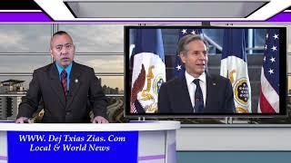 9/25/21. Meskas Rov Qab Qhib Kev Mus Tso Npe Rho Tuaj Nyob Meskas Teb Lawm/Nplog Teb/World News.