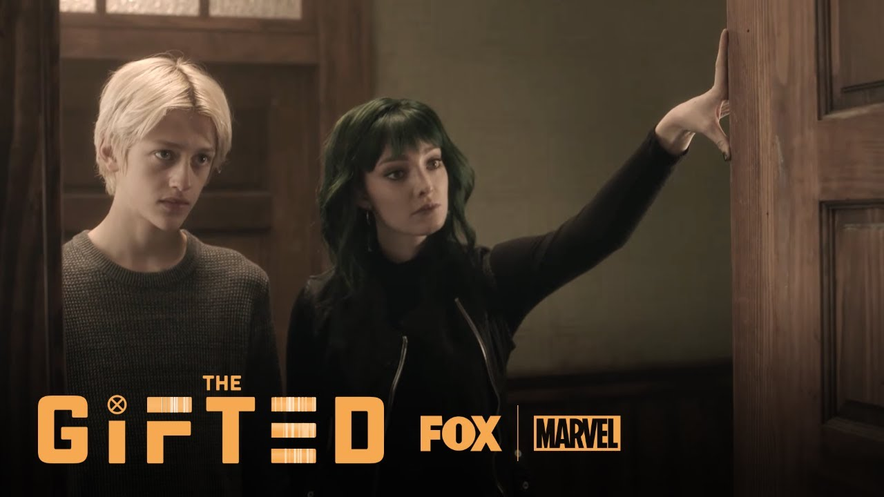 Download Andy & Lorna Reunite With The Mutant Underground | Season 2 Ep. 10 | THE GIFTED