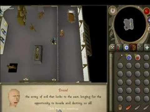 RuneScape - Pre-EOC - Priest In Peril