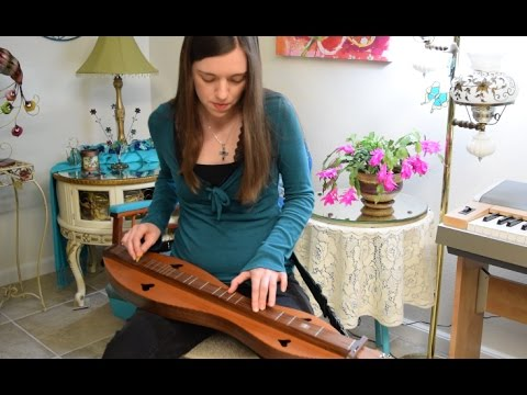 Jessica Comeau- Wild Mountain Thyme (Arr. for Mountain Dulcimer by Jessica Comeau)