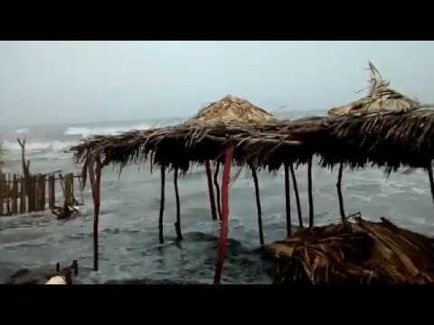 MINITSUNAMI en Puerto Colombia