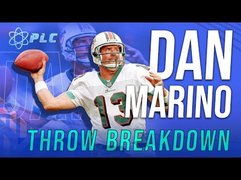Dan Marino Throw Breakdown | Performance Lab CA