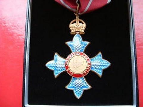 M2U04582, ! ORDER OF THE BRITISH EMPIRE SOLVED!