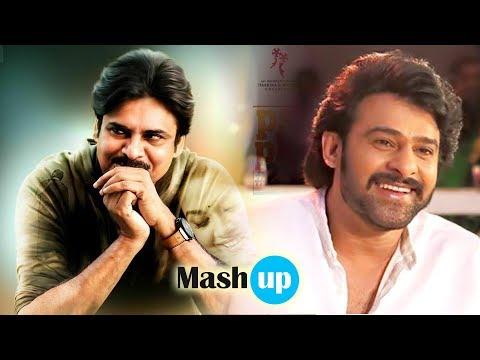 Pawan Kalyan and Prabhas mashup songs