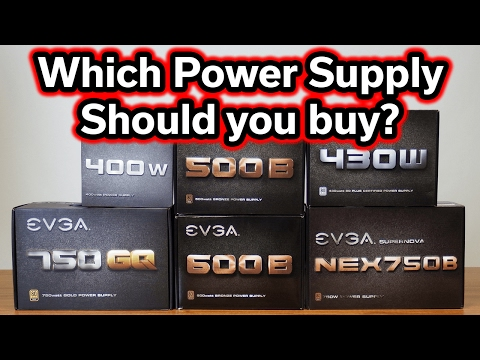 Which Power Supply Should you Buy? - 8 Unit Review