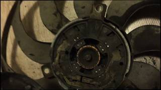 Замена щёток электродвигателя - Ремонт вентилятора радиатора Chrysler Sebring (Dodge Stratus) #6
