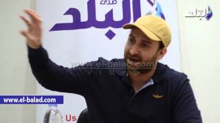 بالفيديو والصور.. نضال الشافعى: تجربتى مع عادل إمام لا تنسى