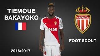 TIEMOUE BAKAYOKO   AS Monaco   Skills, Assists   The Beginning 2016/17 (HD)