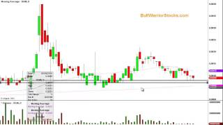 Dutch Gold Resources, Inc. (DGRI) Penny Stock Trading Chart_6/25/2014