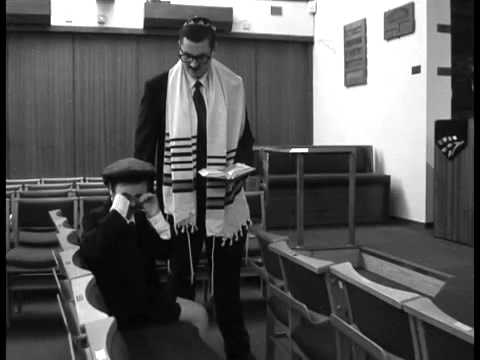 How to conduct oneself in the Synagogue