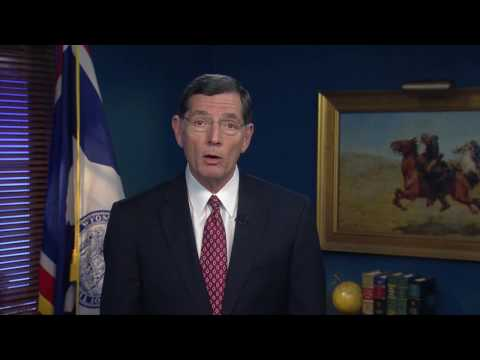 12/3/16 Sen. John Barrasso (R-WY) delivers GOP Weekly Address on repealing and replacing Obamacare