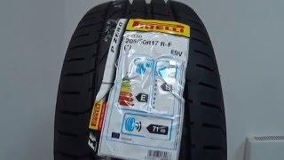 Шины летние RunFlat Pirelli 205/50 R17 P Zero * BMW(, 2016-03-24T22:58:32.000Z)