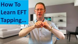 How To Learn EFT Tapping Easily. Crazy Fast Natural Cure. 3-Step EFT Energy Therapy. Try it Now...