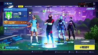 Fortnite LIVE!!! Chill Solos {OCE Player} 650sub grind #GetKeen