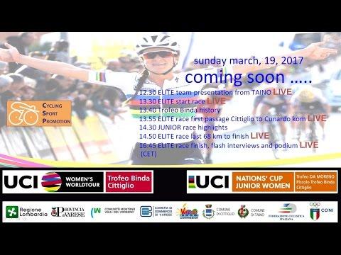 19° Trofeo Binda Comune di Cittiglio - Live