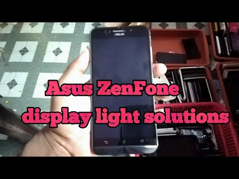 Asus ZenFone Z010D Display Light Solutions Done With Simple Steps