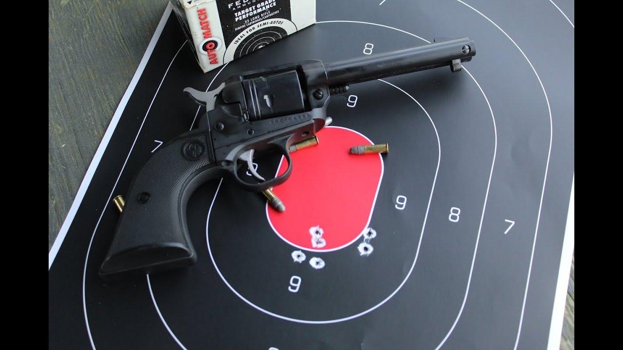 Ruger Wrangler Single-Action Revolver - Review