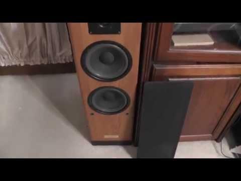 Restoring Speakers