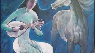 SỢI KHÓI MÙA ĐÔNG - Nhạc Võ Tá Hân - Thơ Cao Nguyên - Ca sĩ Diệu Hiền - Tranh Nguyên Khai