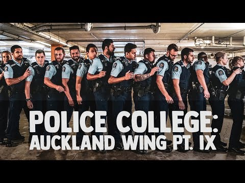 New Zealand Police College 9: The Final Countdown.
