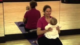 Mum & Baby Yoga Peep Po - All Generations Yoga & Pilates