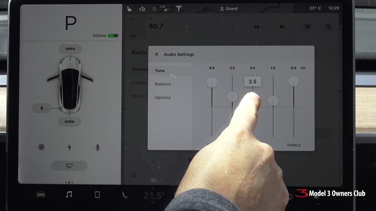 Model 3 Tutorial Media Player Youtube