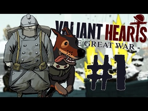 WAR IS HELL | Valiant Hearts: The Great War #1