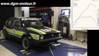 VOLKSWAGEN GOLF 1 GTI 1.6L - Dijon Gestion Moteur
