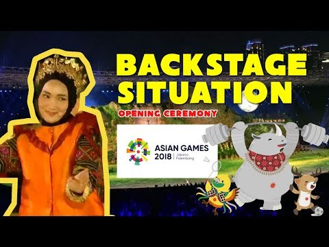 BTS - Opening Ceremony ASIAN GAMES 2018!