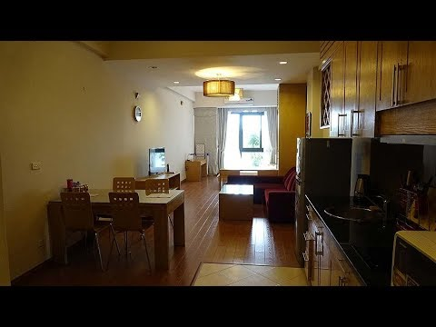 Hai Ba Trung区のBa Mau湖畔にあるサービスアパートLake Houseのご紹介