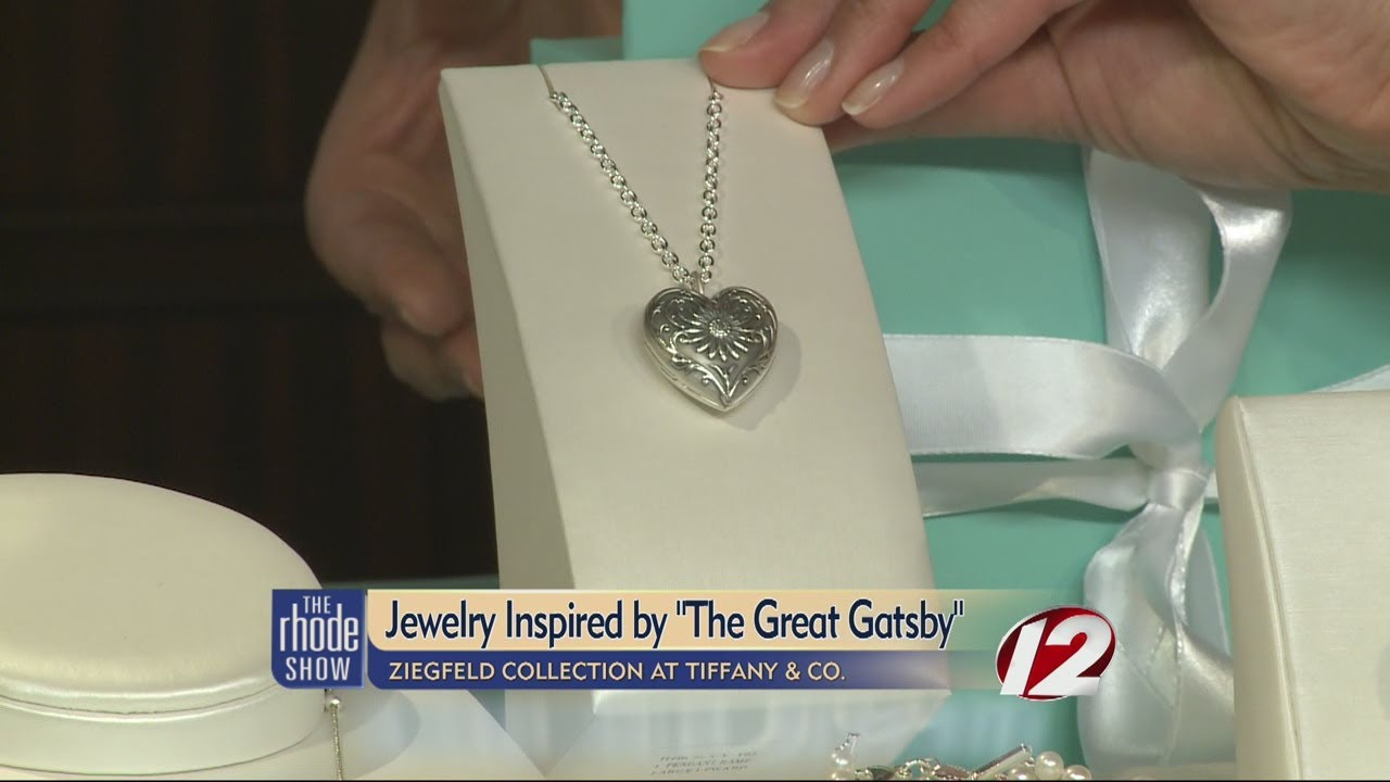 1daf4fee077 Jewelry Inspired by the Great Gatsby - YouTube