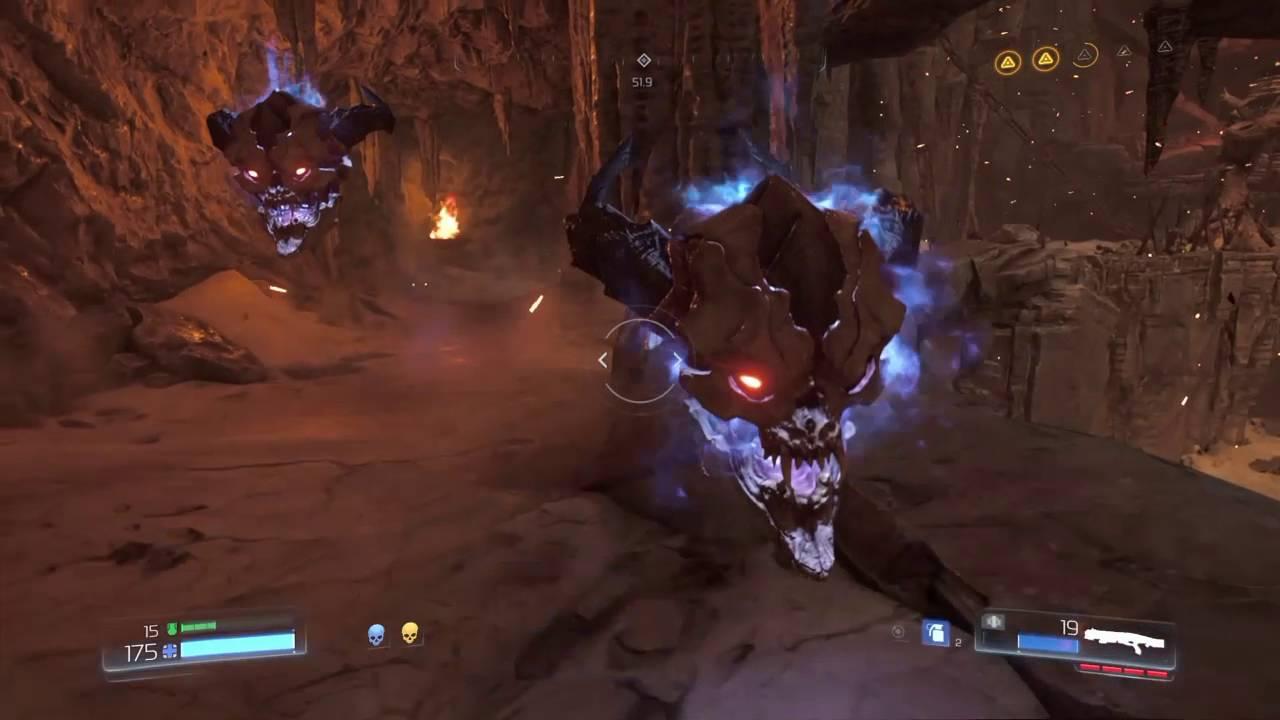 Lost Soul Doom Deviantart: M6 Lost Souls Glitch & Skyrim Easter Egg