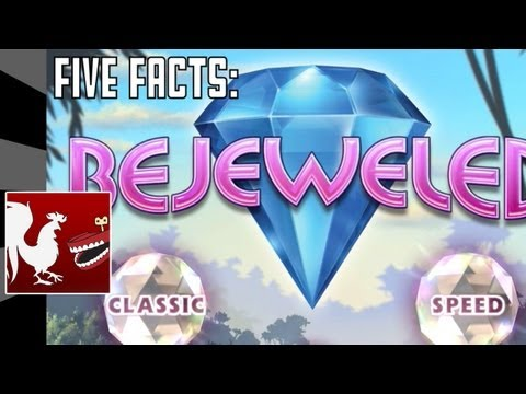 Five Facts - Bejeweled | Rooster Teeth