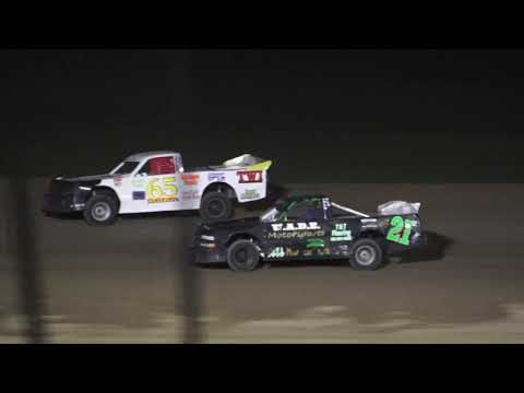 Pro Truck Feature at Crystal Motor Speedway, Michigan on 08-17-2019!