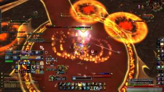 [Game On] Firelands - Majordomo Staghelm Heroic 10 - First Guild Kill