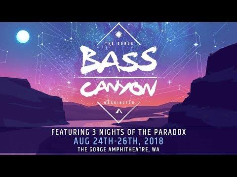 Bass Canyon Festival 2018 [Official Lineup Trailer]